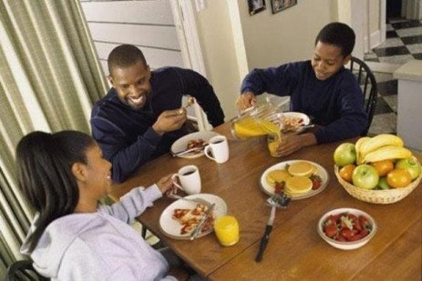 Family Mealtimes