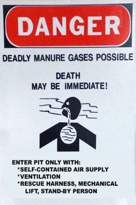 Confined Space Manure Storage Emergencies