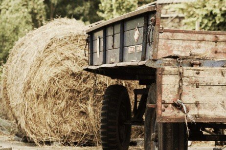 Farm Dump Truck and Trailer Safety
