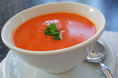 Cold Soup for Hot Summer Days