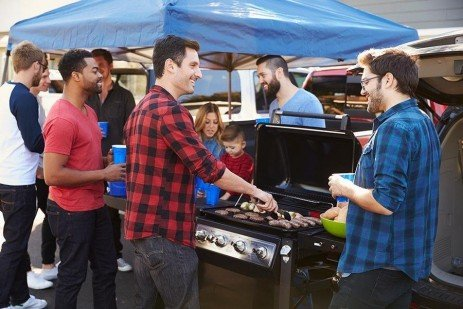 "Food Safety Tailgating Tips: Be on the ""Offense"" Against Foodborne Illness"