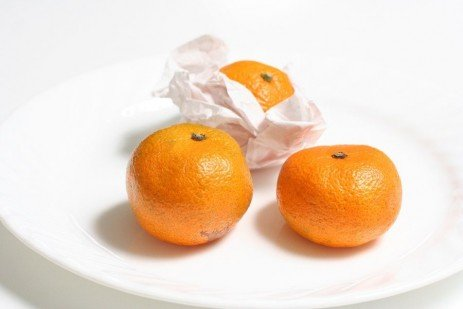 Is it a Mandarin or Tangerine?