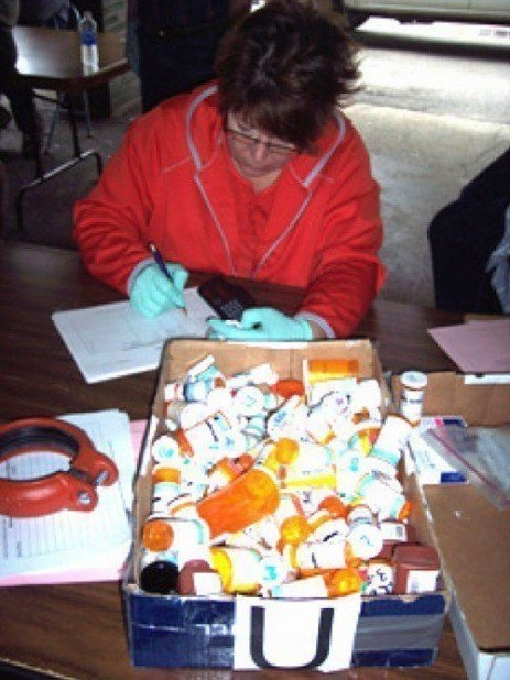 Pharmaceutical Disposal and Water Quality