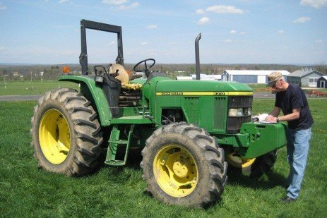Pre-Operational Checks for Tractors