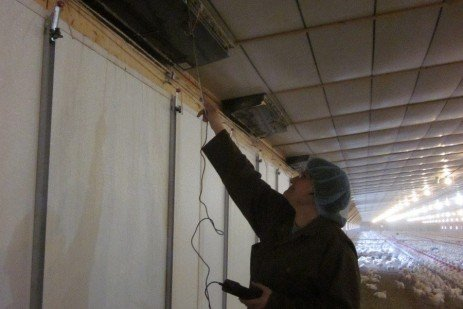 Make Your Own Ceiling Inlet Air Speed Monitors