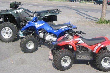 The Safe Use of ATVs in Agriculture