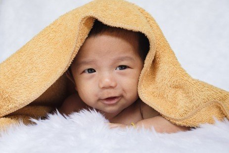 ABCs of Growing Healthy Kids: Two-Month-Old