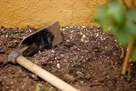 Soil Management in Home Gardens and Landscapes