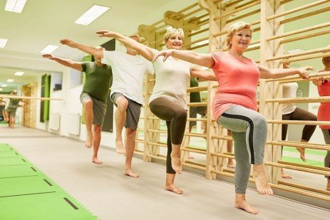 Maintaining Balance and Preventing Falls