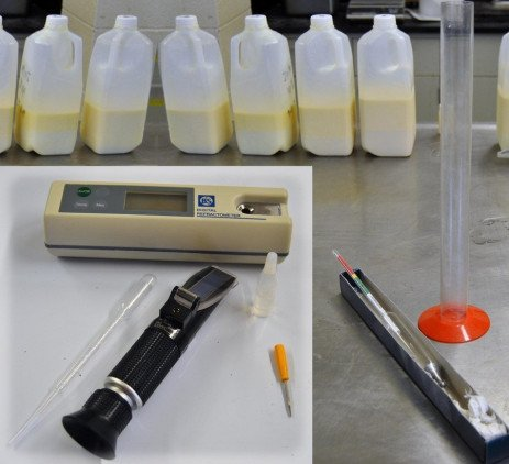 Colostrum Management Tools: Hydrometers and Refractometers