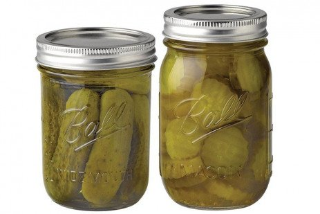 Let's Preserve: Quick Process Pickles