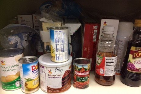 A Well-Stocked Pantry Equals a Quick Meal on the Table