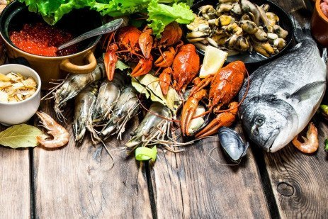 Fish and Shellfish: Purchasing to Preparation