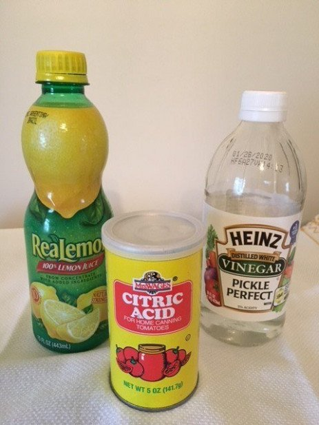 Acidifying Canned Products for Safety