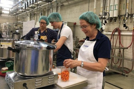 Canning Terms: Packing and Processing