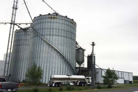 Boyd Station Serves Growing Market for Processed Organic Soybeans