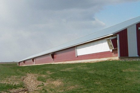 Key Aspects of Inlets for Mechanical Ventilation of Poultry Housing