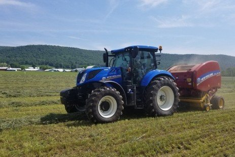 Research Spotlight: Bale Density Effects on Baleage Quality