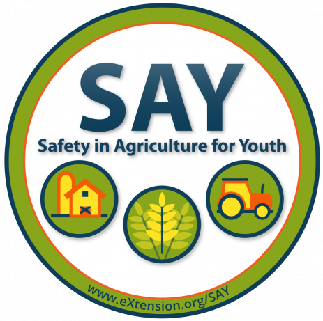 Tractor Safety for Elementary Through Middle School Students