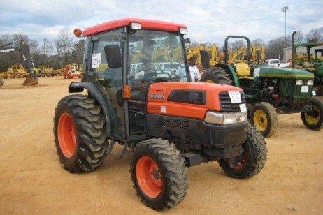Tractors and Equipment