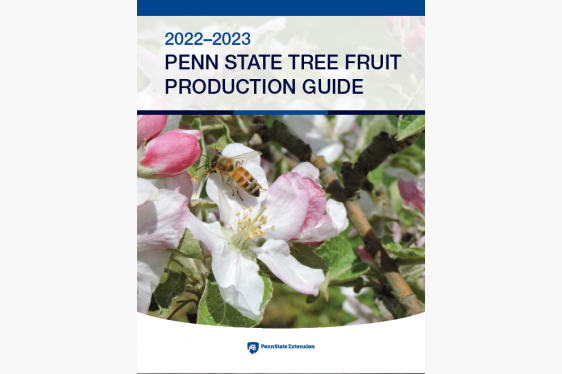 Tree Fruit Production Guide