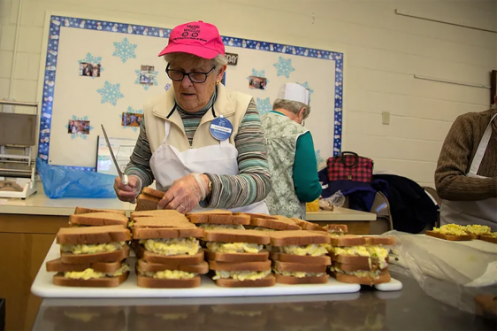 Cooking for Crowds: A Volunteer's Guide to Safe Food Handling
