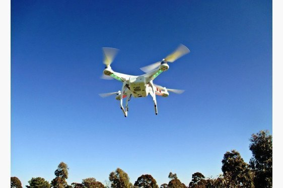Unmanned Aerial Vehicles (UAVs) Use in the Oil and Gas Industry