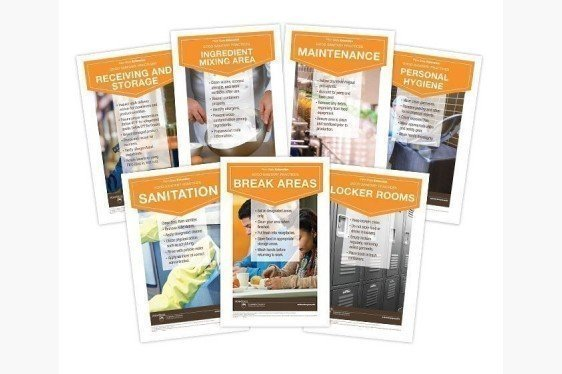 Good Sanitary Practices Posters