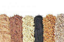 Whole Grains-Healthy Grains