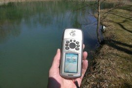 Pond Measurements: Area, Volume and Residence Time
