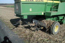 Residue Distribution Critical for No-till Success