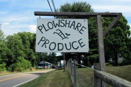 On the Road: Plowshare Produce