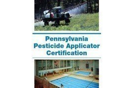 Pennsylvania Pesticide Applicator Certification