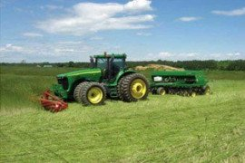 Cover Crop Rollers for Northeastern Grain Production