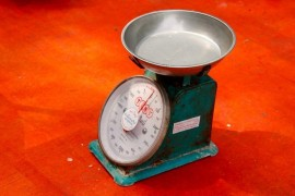 Weighing Pesticides - Weigh it Before you Spray it