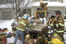 Training Impact - Liberty Skid Steer Rescue