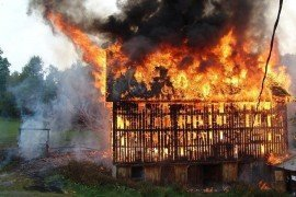 "In barn fires, the old adage ""an ounce of prevention is worth a pound of cure"" could not be more true."