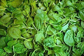 Cut Cancer Risks with Spinach