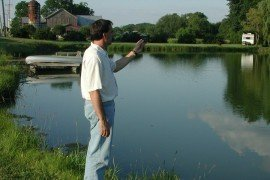 Pond Assessment and Inspection