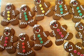Nutrition Activity Booklet: Gingerbread