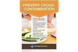 Prevent Cross-contamination Poster