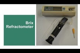Using a Brix Refractometer