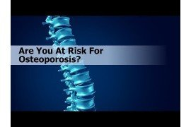 Osteoporosis: Health and Nutrition Facts