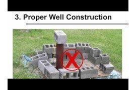 Protecting Your Water Well