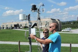NEWA Weather Station Maintenance
