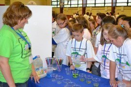Youth Drinking Water Education