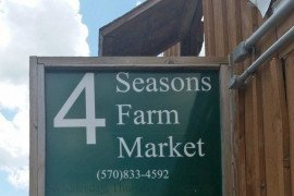 On the Road: 4 Seasons Farm Market