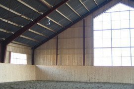 Horse Riding Arena Dust Measurements