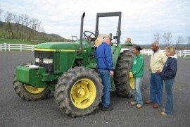 A Guide to Teaching Safe Tractor Operation