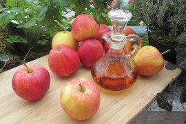 Making Cider Vinegar at Home